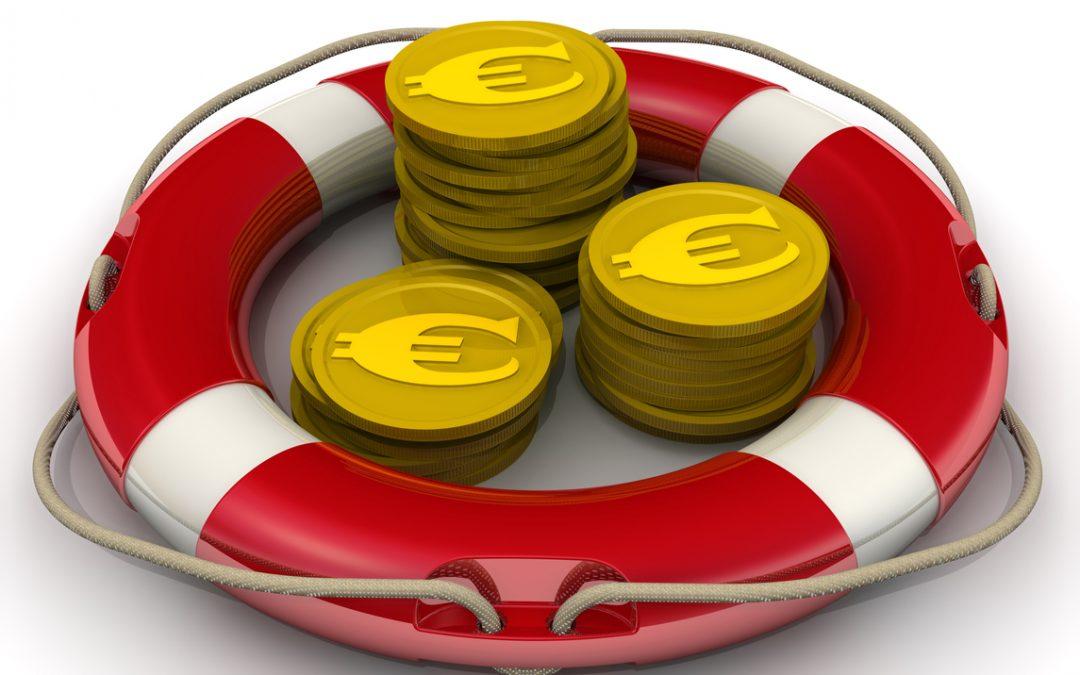 Eigenkapital ist ein wichtiger Helfer in der Krise